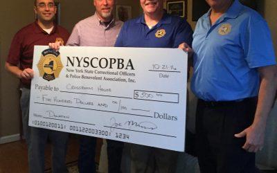 Western Region Donates