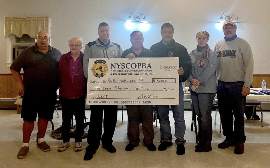Northern Region Golf Tournament Raises $19,000 For Charity